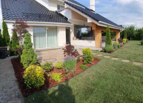 Grădină privata Bod